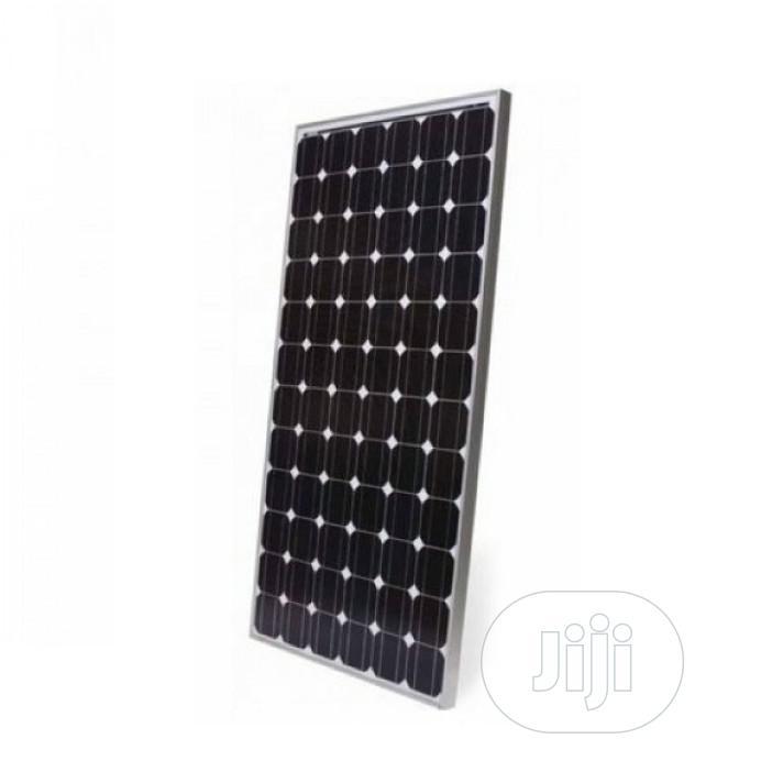 Rubitec 200 Watts Monocrystalline Solar Panel -A11