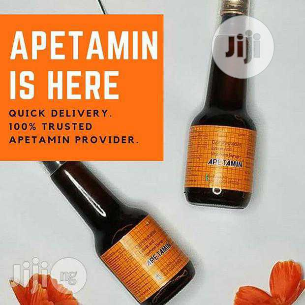 Apetamin Syrup | Vitamins & Supplements for sale in Awka, Anambra State, Nigeria