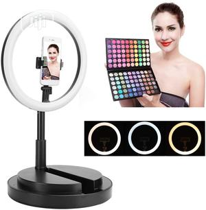 Y2 Dimmable Stretchable Led Ring Light For Selfie Photograph   Accessories & Supplies for Electronics for sale in Lagos State, Ikeja