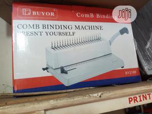Spiral Binding Machine | Computer Accessories  for sale in Abuja (FCT) State, Mararaba