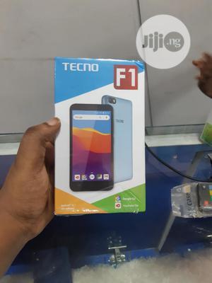 New Tecno F1 8 GB Blue | Mobile Phones for sale in Edo State, Benin City