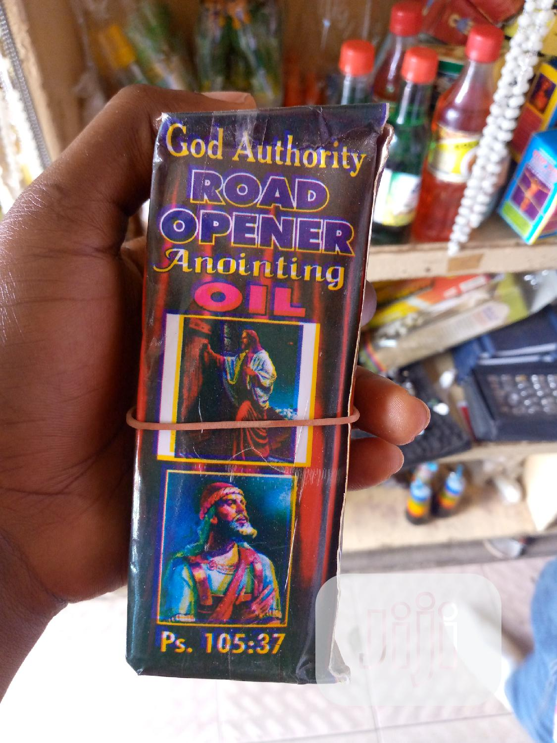 Road Opener Anointing Oil