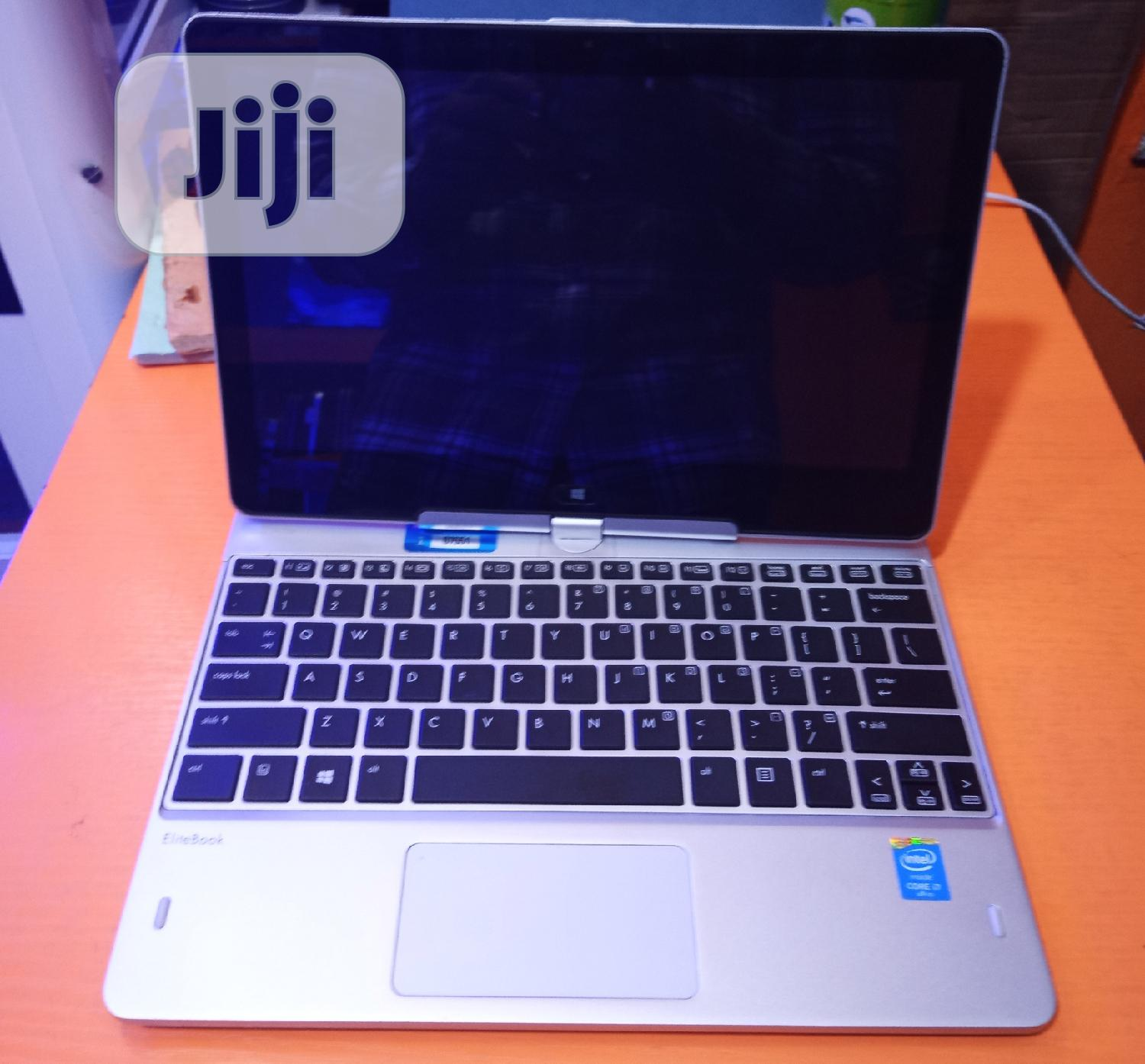 Laptop HP EliteBook Revolve 810 G3 Tablet 4GB Intel Core I7 SSD 256GB | Laptops & Computers for sale in Ikeja, Lagos State, Nigeria