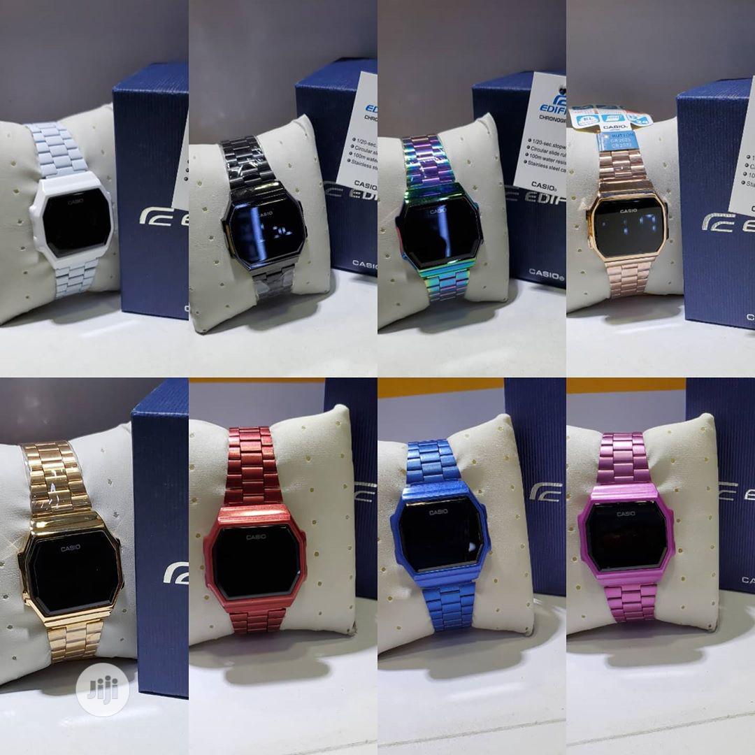 Casio Wrist Watch.
