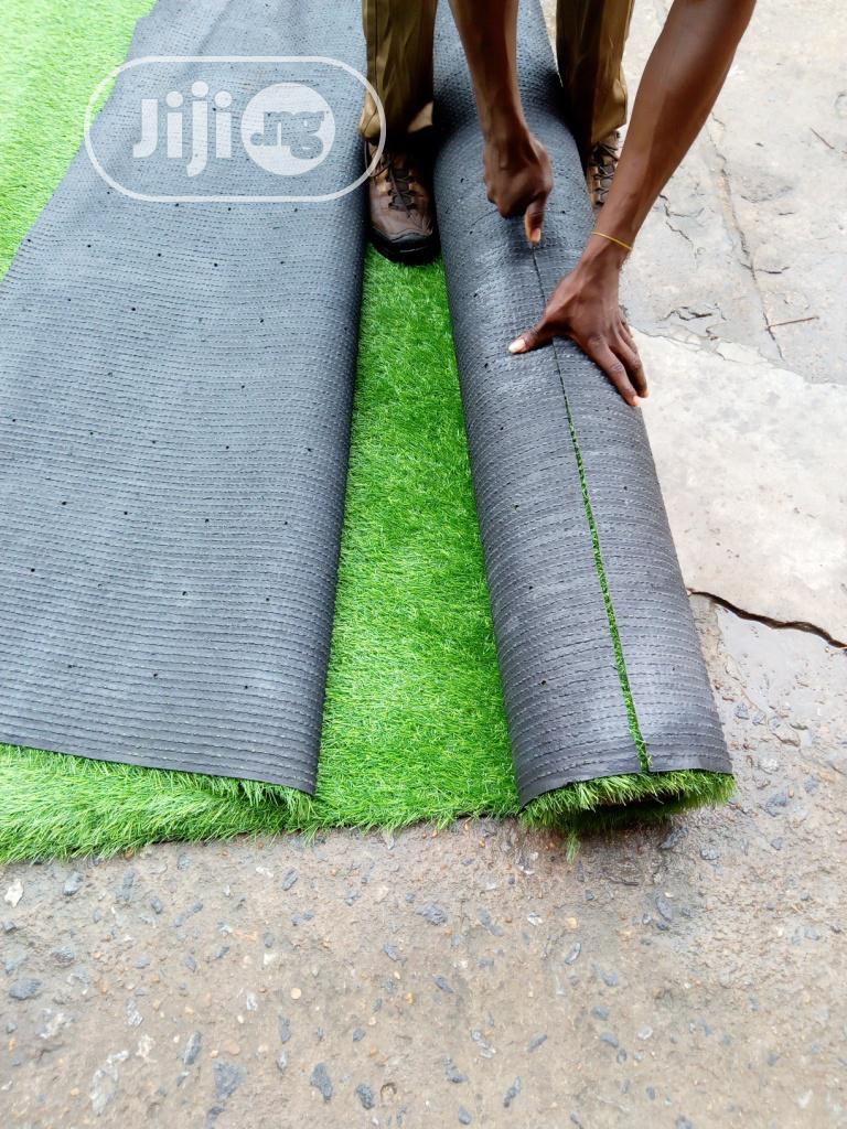 Artificial Grass Carpet At Good Price & Specs In Nigeria | Garden for sale in Ikeja, Lagos State, Nigeria