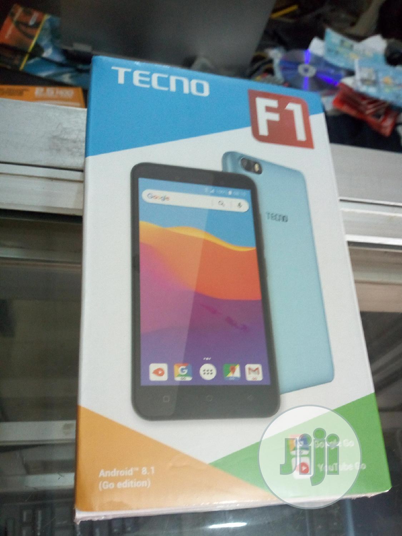 New Tecno F1 8 GB