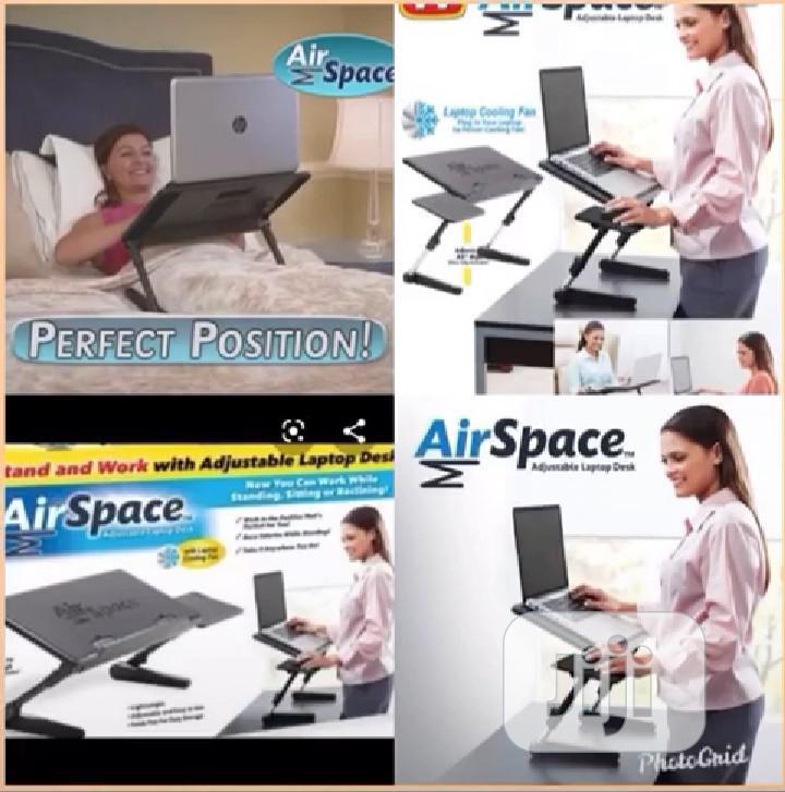 Archive: Air Space Adjustable Laptop Desk