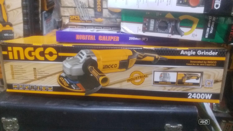 """INGCO Cutting Machine 9"""" (Grinding Machine )"""