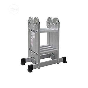 Multipurpose Aluminium Ladder With Twin Stabilizers   Hand Tools for sale in Lagos State, Lagos Island (Eko)