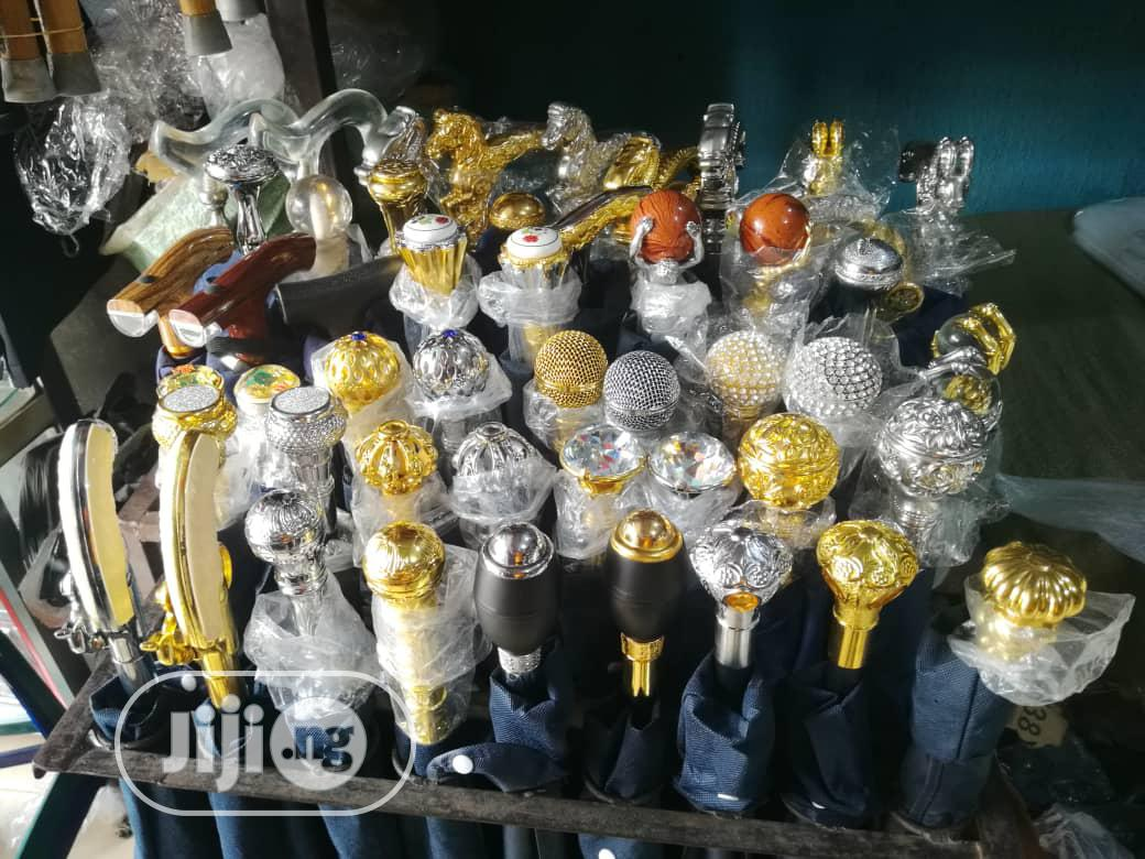 All Kind Of Walking Stick Is Available