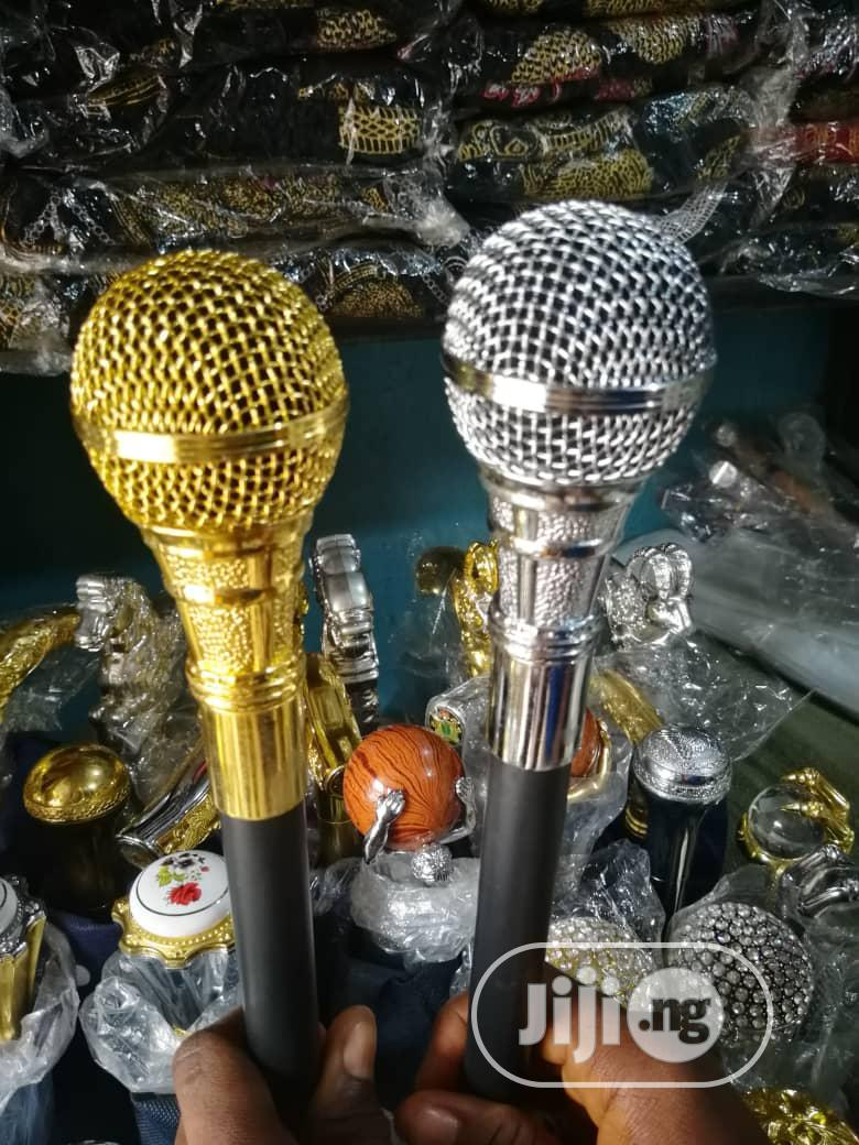 All Kind Of Walking Stick Is Available | Clothing Accessories for sale in Oshodi, Lagos State, Nigeria