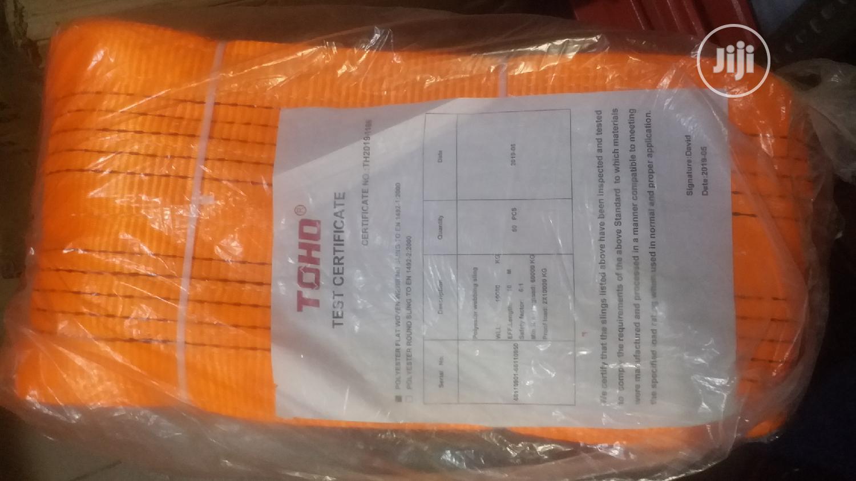 Polyester Lifting Belt 10tonx10m