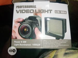 Camera Video Light   Accessories & Supplies for Electronics for sale in Lagos State, Ojo
