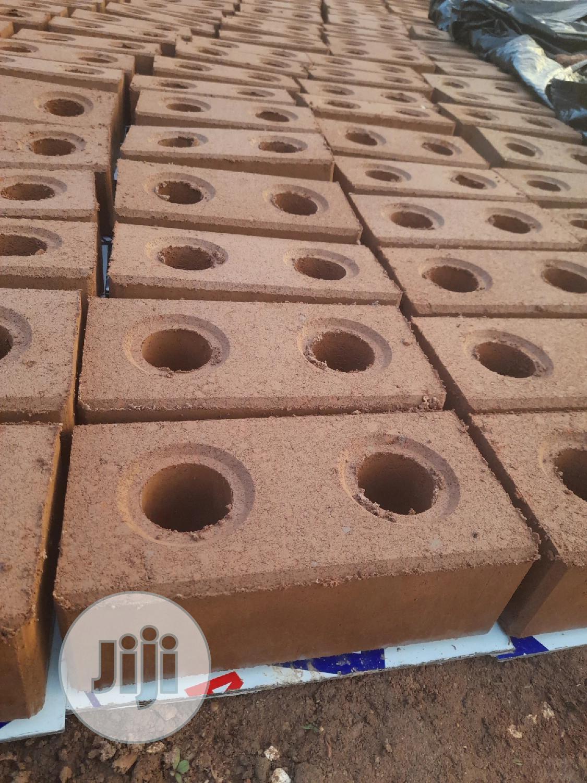 """Interlocking Bricks W6""""×H4""""×L30"""