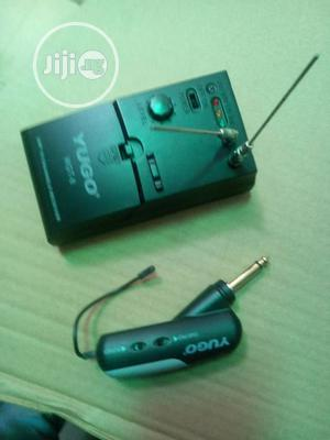 Professional Yugo Guitar Wiresless Mic | Musical Instruments & Gear for sale in Lagos State, Ikeja