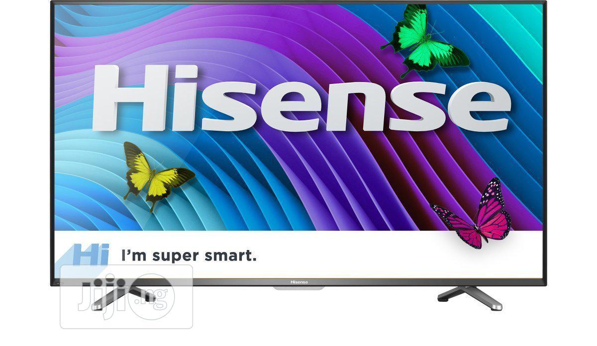 "Brand New HISENSE (55""K305PW) Smart, Wi-fi Tv,,Full HD,"