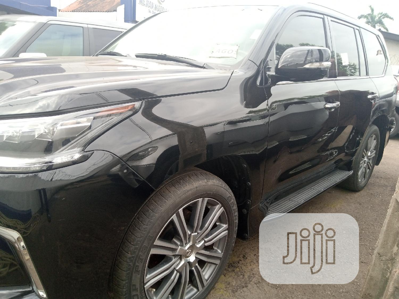 Lexus LX 570 2017 Black | Cars for sale in Ojota, Lagos State, Nigeria