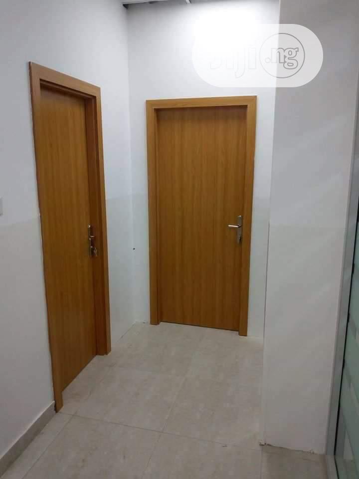 HDF Wooden Doors