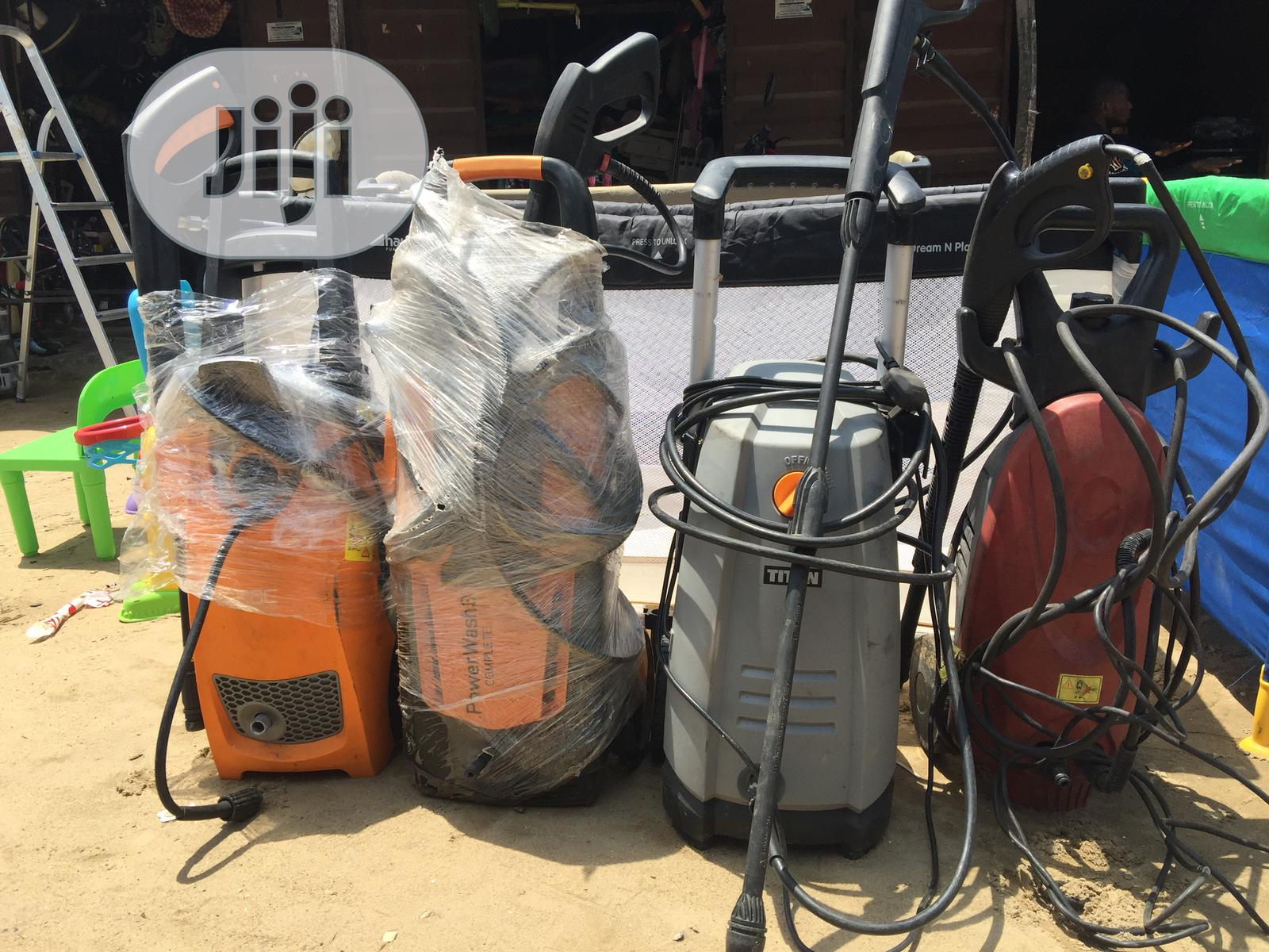 Electric Car Wash Machine | Vehicle Parts & Accessories for sale in Ojo, Lagos State, Nigeria