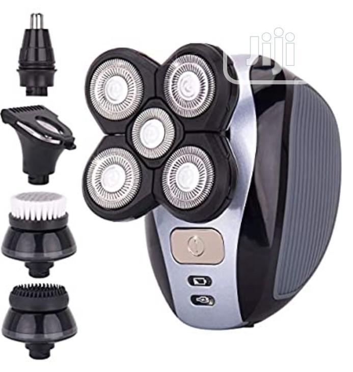 Men'S 5-in-1 Electric Shaver & Grooming Kit