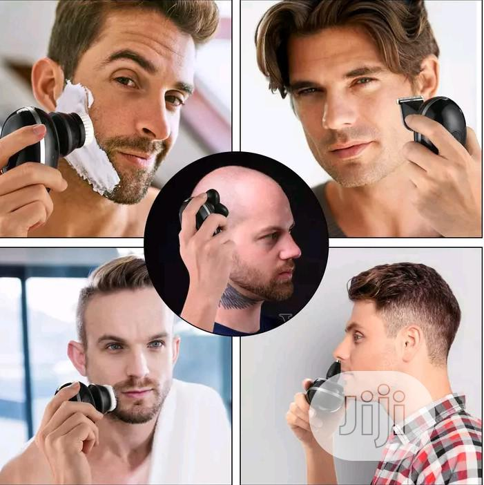 Men'S 5-in-1 Electric Shaver & Grooming Kit | Tools & Accessories for sale in Yaba, Lagos State, Nigeria