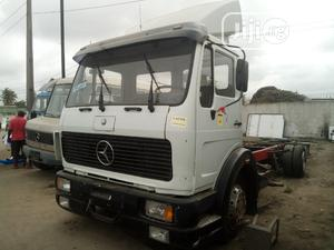 1217 Mercedes Benz Truck Chassis Tokunbo | Trucks & Trailers for sale in Lagos State, Apapa