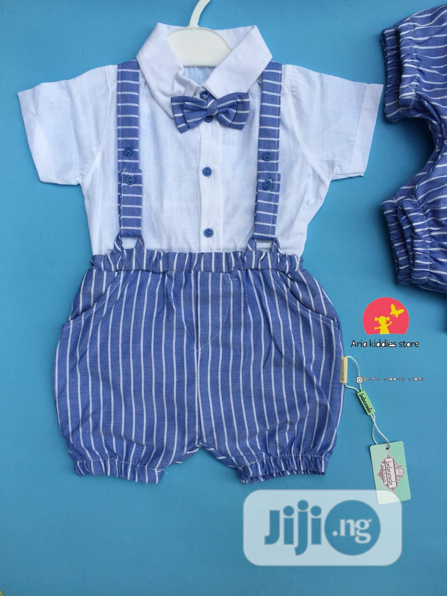 Archive: Dungarees for Baby Boy