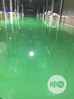 Epoxy Floor Finishing   Building & Trades Services for sale in Lagos State, Ikeja