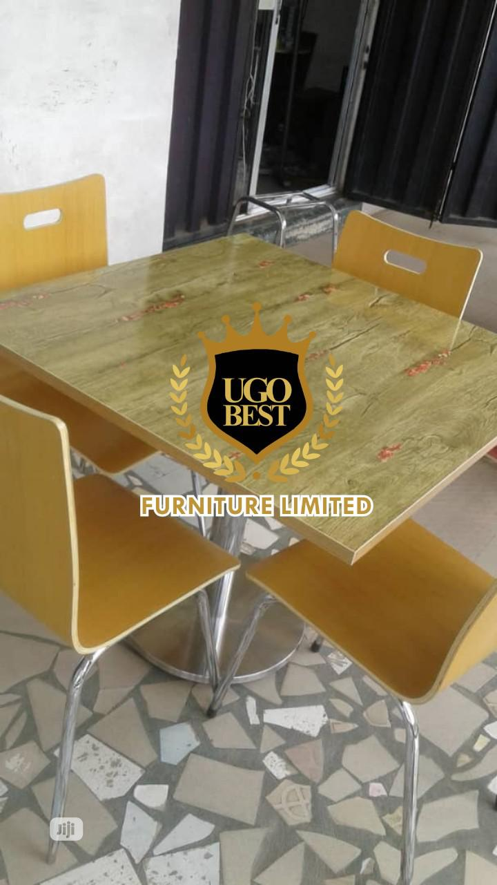 Wooden Quality Restaurant Table   Furniture for sale in Lekki, Lagos State, Nigeria
