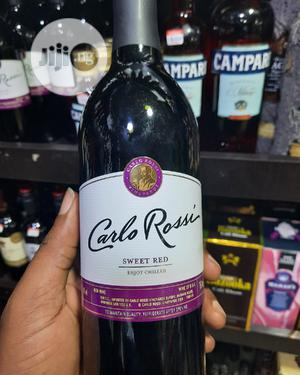 Carlo Rossi Sweet Red Wine | Meals & Drinks for sale in Lagos State, Surulere