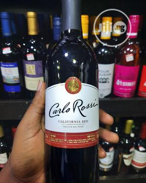 Carlo Rossi Carlifornia Red Wine | Meals & Drinks for sale in Lagos State, Surulere