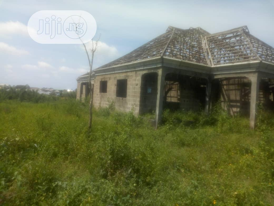 5 Bedroom Flat on 3 Plots of Land for Sale   Land & Plots For Sale for sale in Osogbo, Osun State, Nigeria