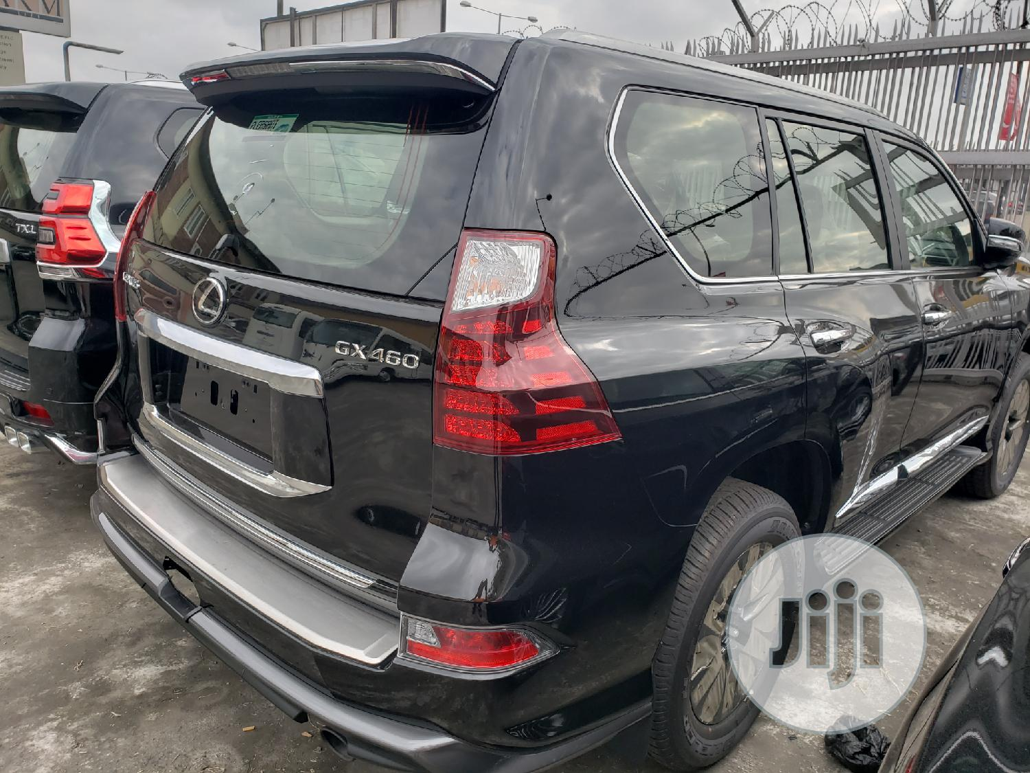 Lexus GX 2019 Black | Cars for sale in Surulere, Lagos State, Nigeria