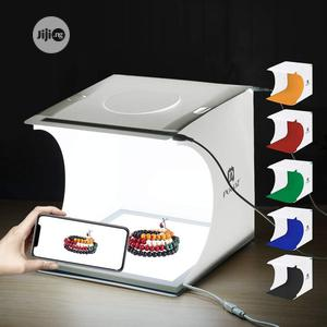 New LED Folding Lightbox Portable Photography Studio Set | Accessories & Supplies for Electronics for sale in Lagos State, Ikeja