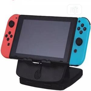Nintendo Switch Dock Stand With Game Card Boxes Storage | Video Game Consoles for sale in Lagos State, Ikeja