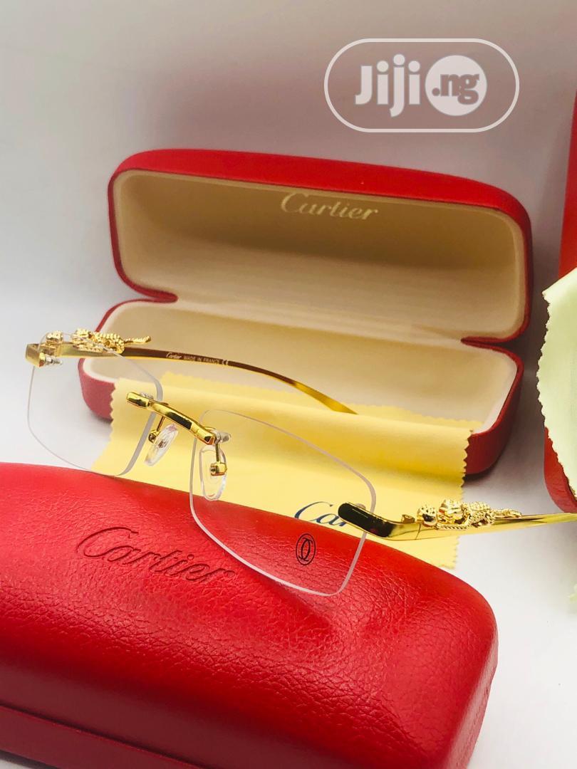 High Quality Cartier Glasses