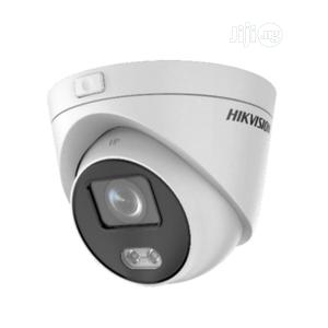 Hikvision DS-2CD2347G3E-L IP Camera 4MP Fixed Lens Colorvu | Security & Surveillance for sale in Abuja (FCT) State, Gwarinpa