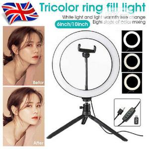 10 Inch LED Ring Light With Tripod Stand | Accessories & Supplies for Electronics for sale in Lagos State, Ikeja