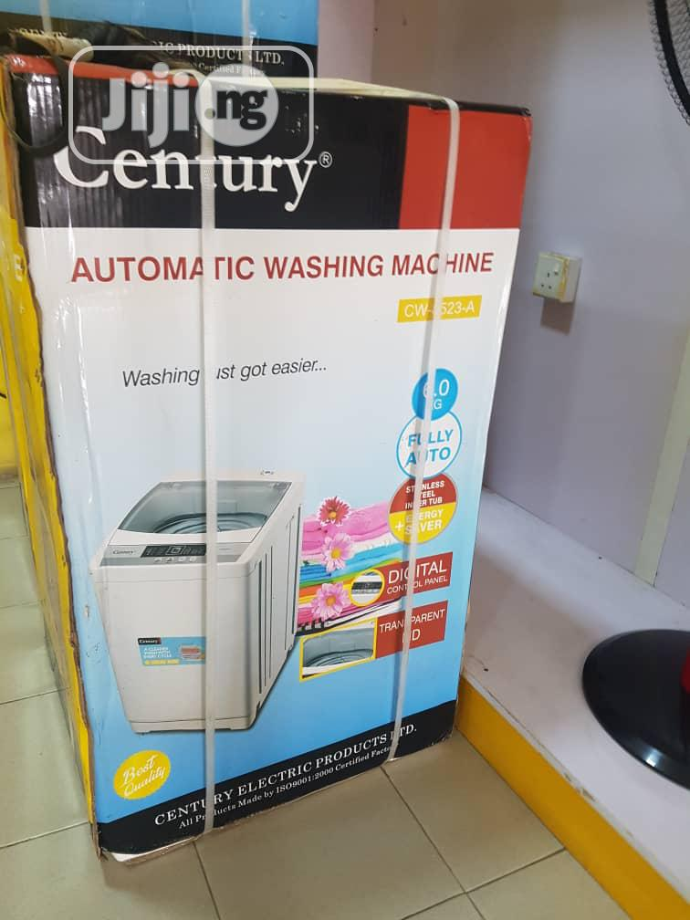 Century 6kg Automatic Washing Machine CW8523-A