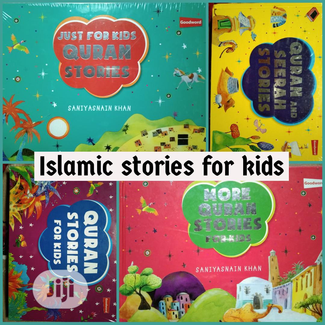 Islamic Story Books For Kids