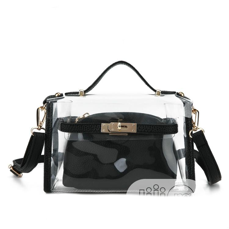 Transparent Crossbody Hand Bags | Bags for sale in Jabi, Abuja (FCT) State, Nigeria