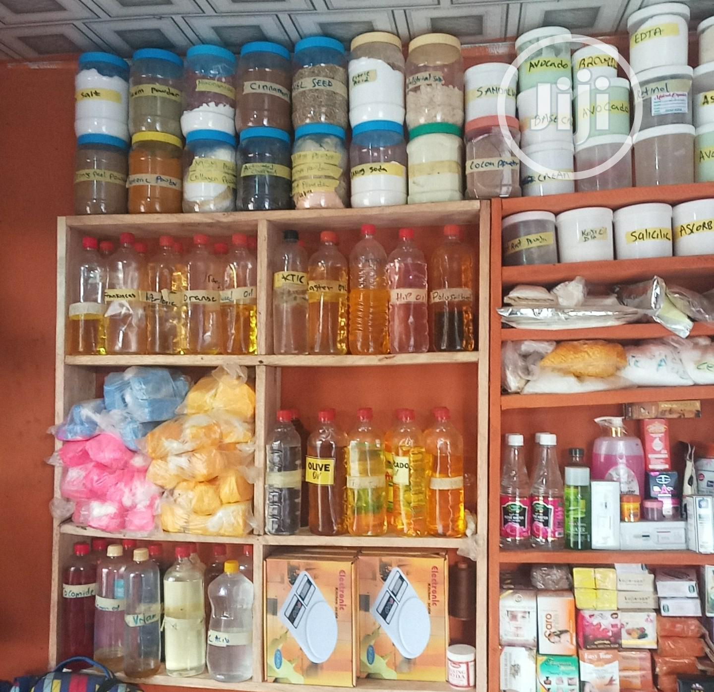 Organic Skin Care Raw Materials | Health & Beauty Services for sale in Alimosho, Lagos State, Nigeria