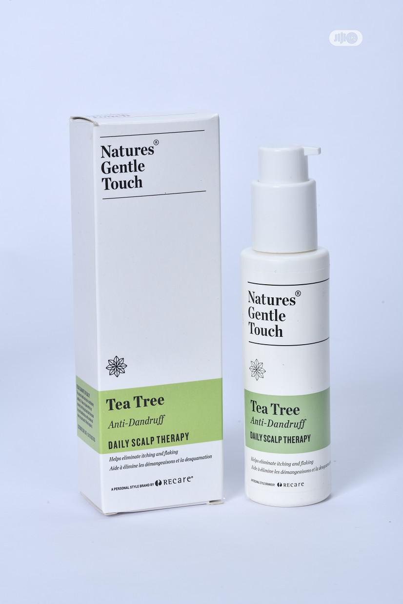 Natures Gentle Touch Tea Tree Anti-dandruff Daily Scalp Ther