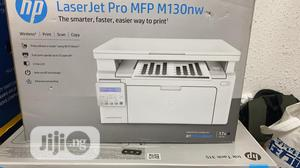 Wireless HP Laserjet Pro MFP M130nw | Printers & Scanners for sale in Lagos State, Ajah