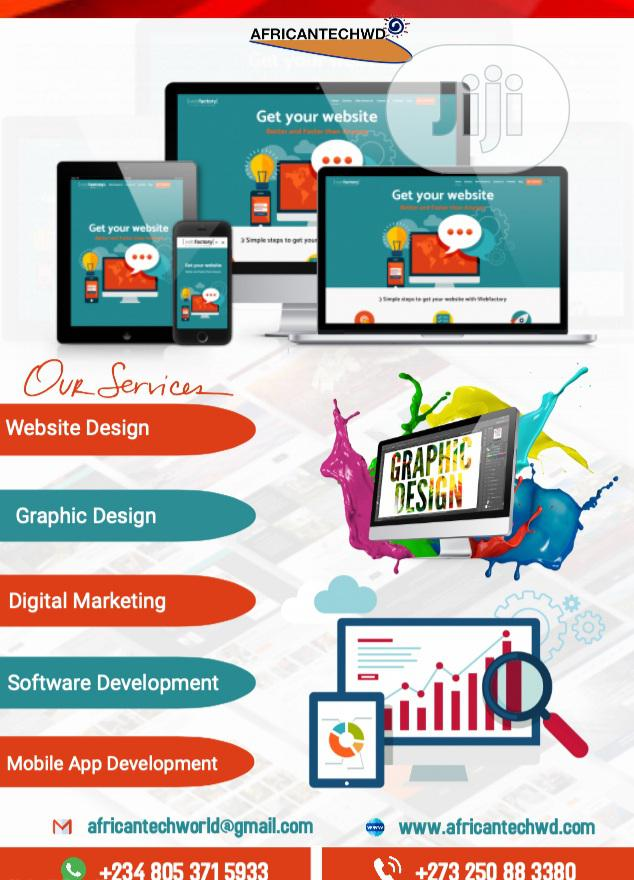 Website Design /Mobile App Design