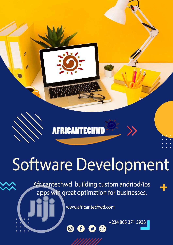 Website Design /Mobile App Design   Computer & IT Services for sale in Ajah, Lagos State, Nigeria