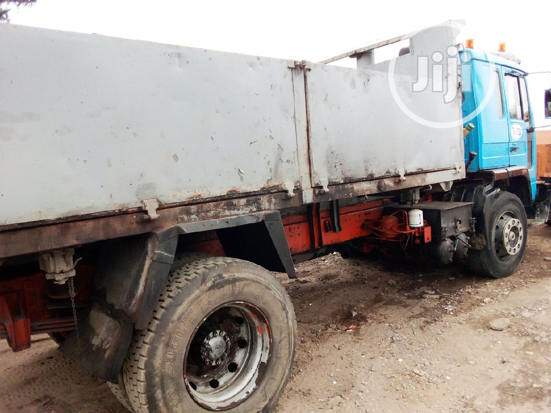 Volvo Tipper FL6 18   Trucks & Trailers for sale in Amuwo-Odofin, Lagos State, Nigeria