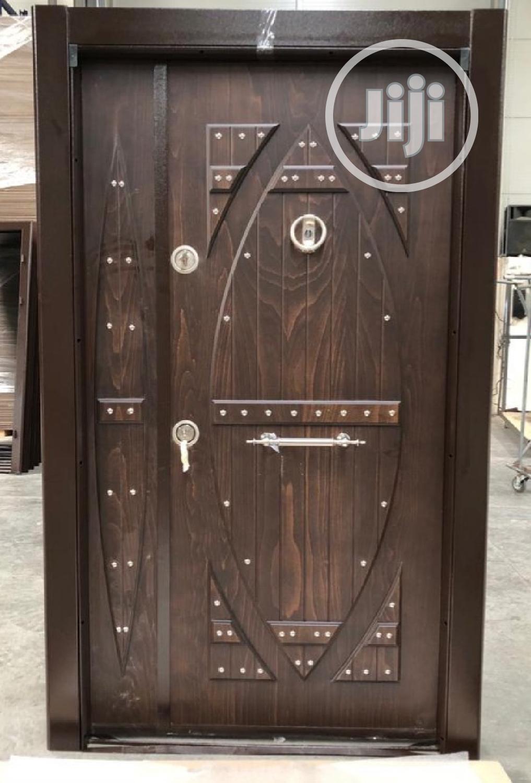 Turkey Luxury Amored Door (3 Ft)