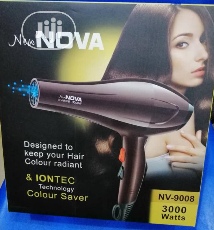 Archive: Nove Hair Dryer 3000watts