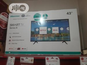Hisense Smart TV 43inchs   TV & DVD Equipment for sale in Abuja (FCT) State, Wuse